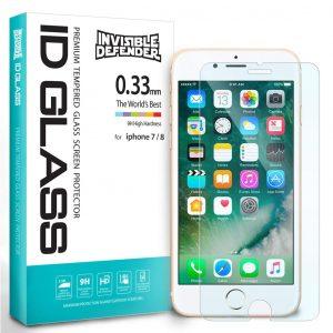 Kính cường lực hàng hiệu Ringke Invisible Defender Glass cho iPhone 7, 8