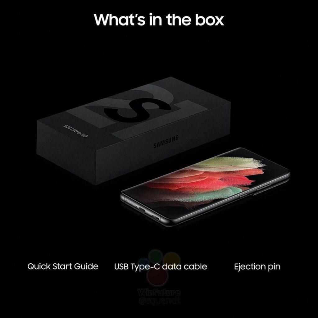 Rò rỉ ảnh báo chí xác nhận Galaxy S21 sẽ không kèm sạc & tai nghe, được trang bị hệ thống ống kính zoom kép